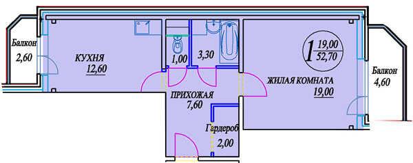 ЖК Новоснегирёвский (Новые Снегири)